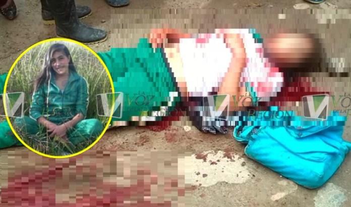 Nuevo caso de feminicidio, en Belén La Plata hombre asesinó a su novia de varias puñaladas.