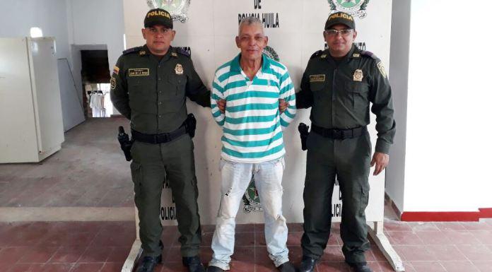 Por abusar sexualmente contra una menor de dos años, Policía capturó a este hombre en Saladoblanco