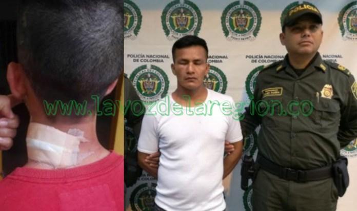 Grave caso de intolerancia en Garzón, soldado del Ejército atacó e hirió a tres personas
