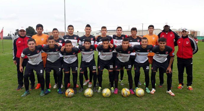 ACADEMIA COOFISAM FC JUEGA FINAL DTAL DE FUTBOL