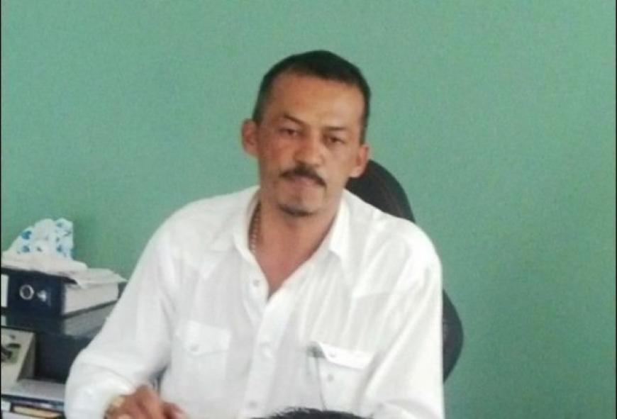 Capturado el ex alcalde de Oporapa, Yamit Sterling Sánchez