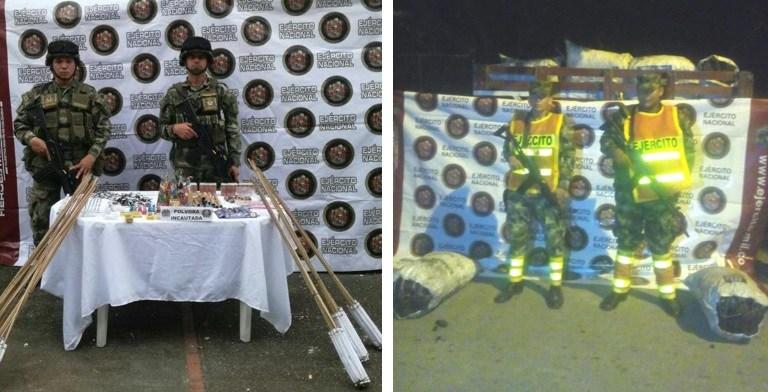 Ejército intensifica operaciones en el Huila en temporada decembrina