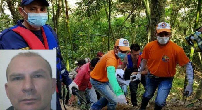 Encuentran cuerpo del hombre que se ahogó en el río Suaza