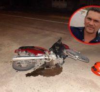 Trágica muerte de cafetero aceveduno en accidente de transito