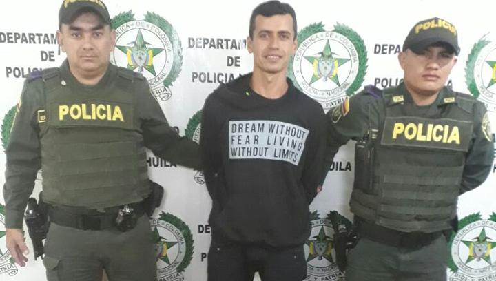 Por golpear a su esposa en San Agustín, hombre deberá purgar seis años de prisión