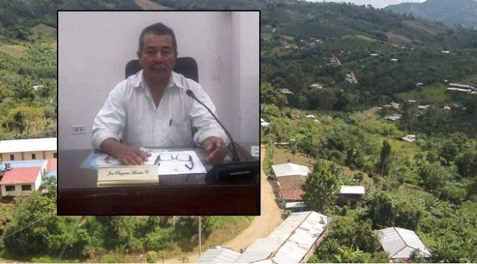En intento de agresión contra concejal, hieren a joven en Acevedo