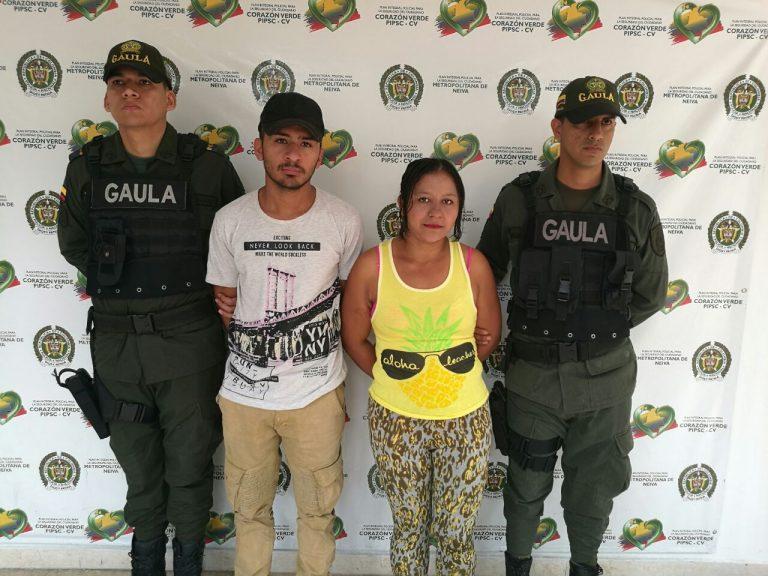 Exesposa de comerciante secuestrado en San Agustín, fue capturada