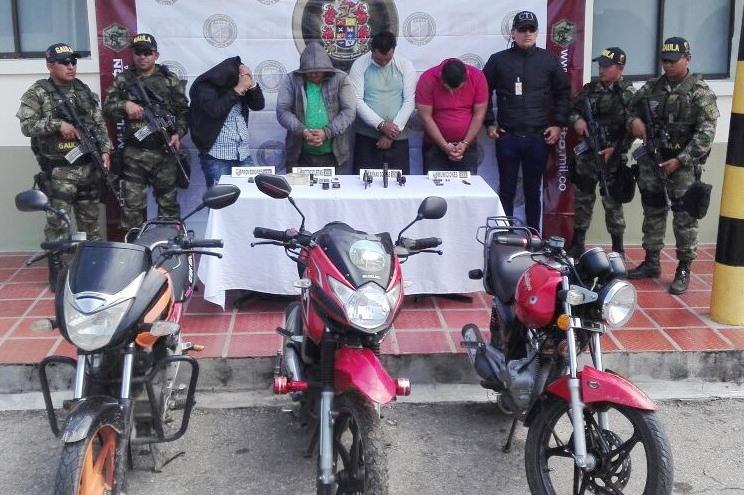 Ejército frustra planes de secuestro a un cafetero de Garzón, hay cuatro capturados