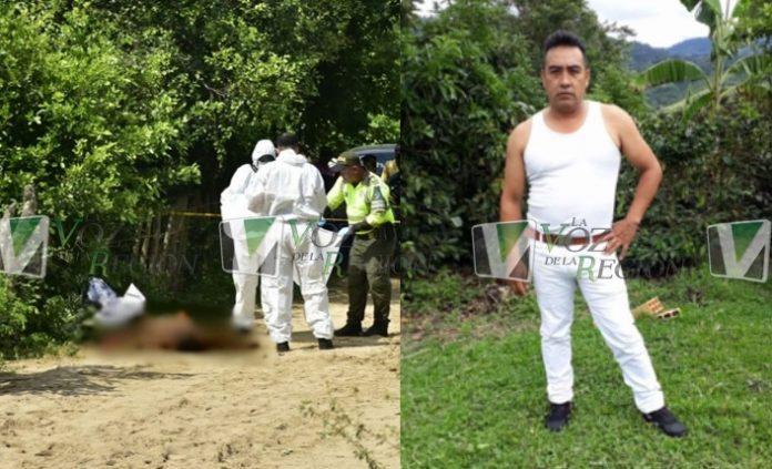 Nuevo hecho de sicariato en Isnos, agricultor murió baleado cerca de su vivienda