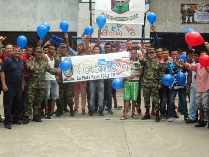 Ejército compartió con los convictos de la cárcel de La Plata