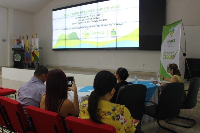 Ranking de las mejores EPS subsidiadas del Huila