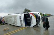 Accidente de transito en la vía Pitalito-Popayán dejó cuatro heridos