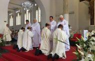 Misa crismal de consagración fue celebrada en la diócesis de Garzón