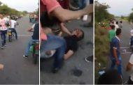Accidente tras piques ilegales en Aipe, un motociclista quedó con muerte cerebral