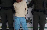 Sujeto con brazalete del Inpec, capturado por robar en calles de Pitalito