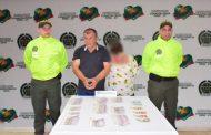 Detenida pareja en Neiva por tráfico de moneda falsa