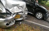 Accidente en Timaná deja cuatro heridos