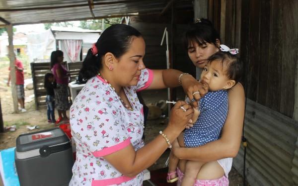 Este 21 de abril, jornada de vacunación