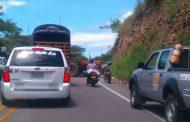 Choque de un motociclista con un tractor, generó emergencia en La Jagua