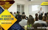 Conferencia sobre marketing digital, éste viernes en San Agustín