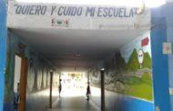 Graves fallas estructurales, ponen en alto riesgo alumnos de una escuela en Algeciras