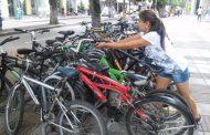 Neivanos acogieron el día de la bicicleta