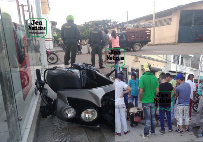 Una persona herida en accidente de tránsito en Garzón