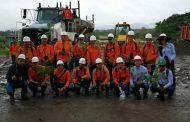 Jornada de reforestación se realizó en un amplio sector rural de Altamira