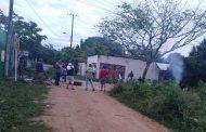 Inconformidad contra Alcanos por contaminación en tres barrios de Hobo