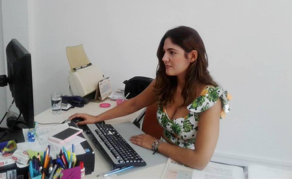 Procuradora provincial de Garzón, presentó renuncia al cargo