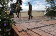 Satisfacción por apoyo del Ejército a obras de infraestructura educativa en Tarqui
