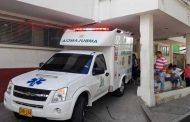 Intento de suicidio en Tarqui, un hombre se propinó un disparo de bala