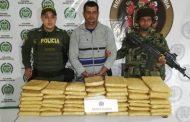 Nuevo cargamento de marihuana fue incautado por soldados del Batallón Pigoanza