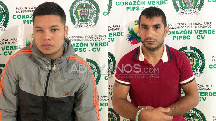 """Capturan fleteros integrantes de la banda """"Los Operadores"""" en Acevedo"""