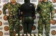 Una mujer capturada en el sur del Huila portando 257 mil dólares
