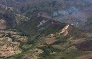 Incendio forestal arrasó más de 500 hectáreas en zona rural de Aipe
