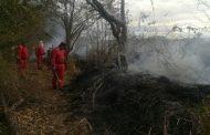 Siguen en aumento los incendios de cobertura vegetal en el Huila