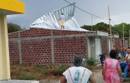 Reportan balance de afectaciones tras vendaval en Campoalegre