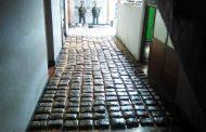 Millonario cargamento de marihuana fue incautado en el occidente del Huila