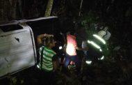 Accidente de tránsito en barrio de Acevedo dejó dos personas heridas