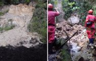 Falla geológica causa preocupación en habitantes de La Argentina Huila