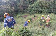 Alarma en El Pital por deslizamiento de tierra en zona rural