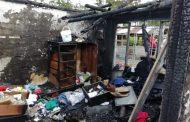 Voraz incendio arrasó una vivienda en zona rural de Pitalito