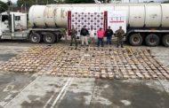 Novecientos kilos de marihuana cripy fueron incautados en Pitalito