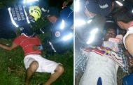 Fuerte accidente de tránsito en la vía Suaza – Florencia, dejó dos heridos