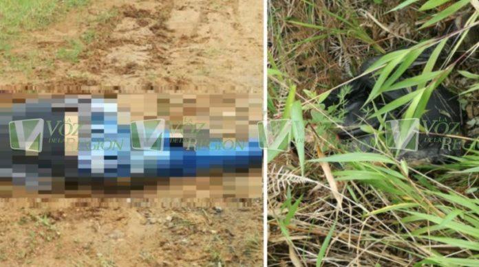 Macabro hallazgo en vereda de Garzón, dos cadáveres fueron encontrados