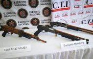 Caleta con armas ilegales fue descubierta en Tello Huila