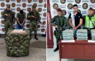 Autoridades incautaron alucinógenos en Paicol y Pitalito