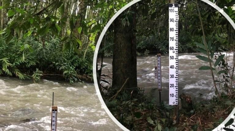 Proceso de monitoreo y medición del agua que se suministra en Pitalito