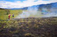 Ante temporada seca, CAM prohíbe quemas abiertas